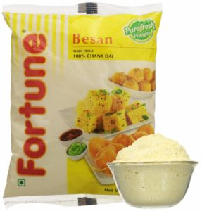 Amazon - Buy Fortune Besan, 500g at Rs 30 only