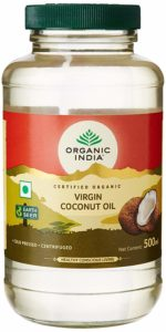 Amazon - Buy Organic India Virgin Coconut Oil, 500ml at Rs 363