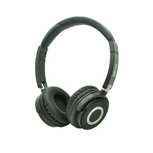 Amazon - Buy boAt 900 Wireless On-Ear Headphones (Charcoal Black) at Rs 849