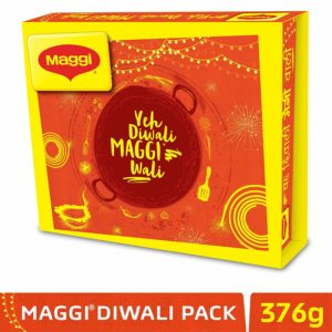 Amazon Pantry- Maggi Diwali Festive Gift Pack, 376g worth Rs 100 at Rs 50