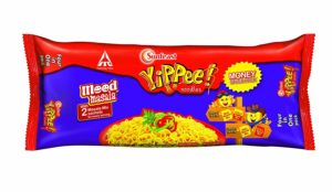 Amazon Pantry- Sunfeast Yippee Mood Masala Noodles, 260g Family Pack at RS 28