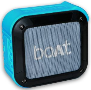 Amazon - boAt Stone 200 Portable Bluetooth Speakers (Blue) at Rs 999
