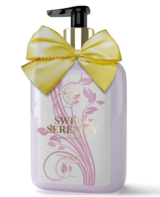 Body Cupid Sweet Serenity No Parabens & Mineral Oil Body Lotion, 250mL