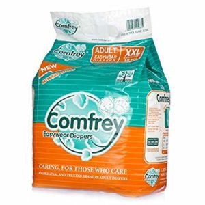 Comfrey Adult Pant type Easy Wear Diapers