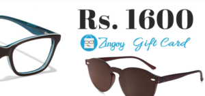 Coolwinks - Get Rs 1600 Zingoy Gift card on min Rs 1600 Purchase