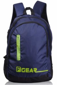 F Gear Bi Frost 26 Ltrs Navy Blue Casual Backpack