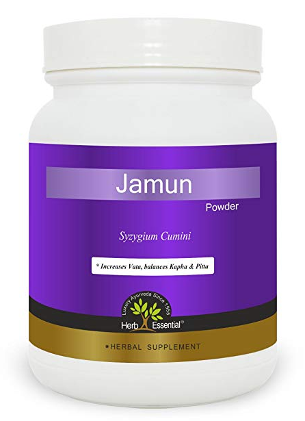 Herb Essential Pure Jamun Syzygium Cumini Powder