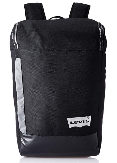 Levi's Fabric 32 cms Black backapack (38004-0078)