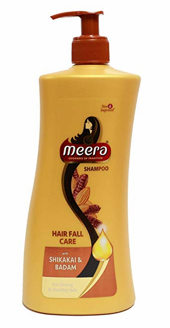 Meera Hairfall Care Shampoo, 650ml