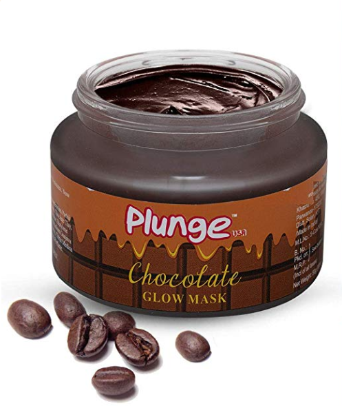 O3+ Plunge Chocolate Glow Mask for Tan Removal and Brightening, 50g