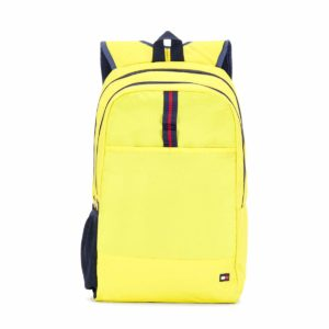 Tommy Hilfiger Andrew 21.6 Ltrs Yellow Laptop Backpack