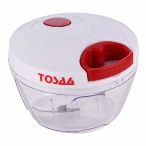 Tosaa Plastic Pull Chopper Bowl, 500ml