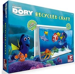 Toy Kraft Finding Dory - Recycled Craft, Multi Color