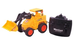 Toyshine Remote Control JCB Truck with Wired Remote, Moving Parts at Rs 299