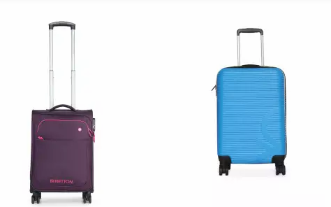 branded luggages