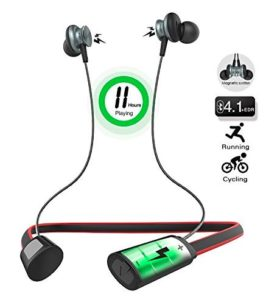jogger Magnetic Foldable Wireless Bluetooth Jogger Earphone