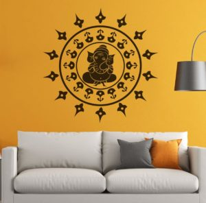 Amazon - Paper Plane Design Wall Sticker starting at just Rs 69