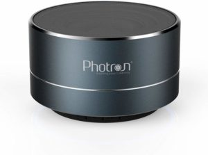 Amazon - Photron P10 Wireless 3W Portable Bluetooth Speaker (Deep Cobalt) at Rs.595