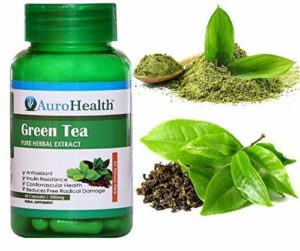 AuroHealth Green Tea Extract