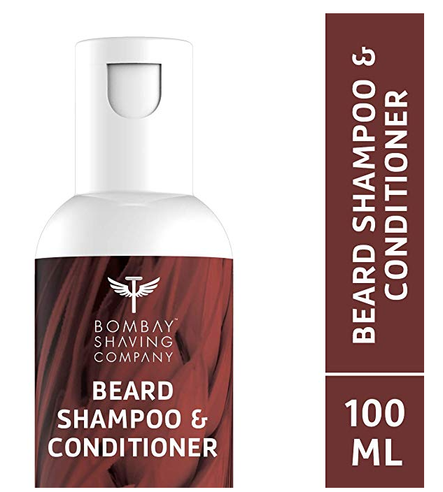 Bombay Shaving Company Beard Shampoo and Conditioner