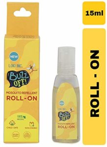 Buzz Off Mosquito Repellent Roll On