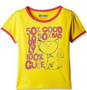 Donuts by Unlimited Baby Girls' T-Shirt