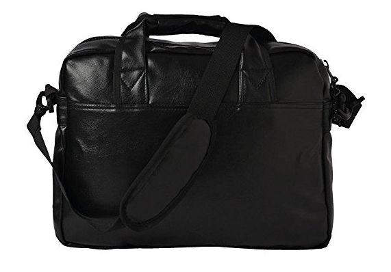 F Gear Aristo 16 Ltrs Black Softsided Briefcase (2435)