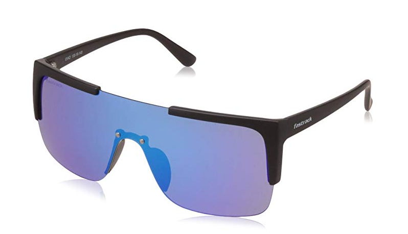 Fastrack Mirrored Square Men's Sunglasses