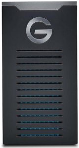G-Technology R-Series 500GB External Solid State Drive (Black)