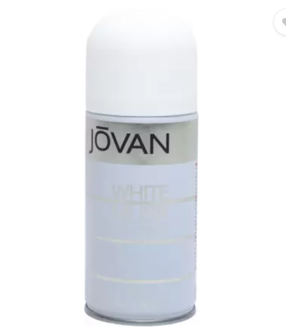Jovan White Musk Body Spray - For Men (150 ml)
