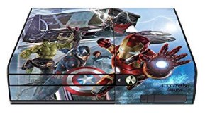 Macmerise Avengers Ensemble - Skin for Xbox 360