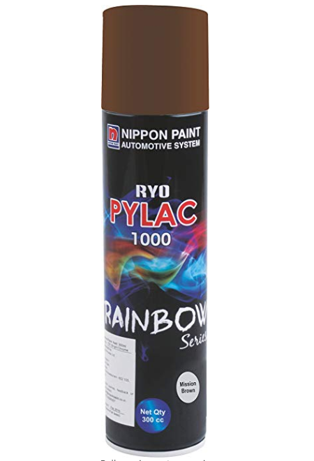 Nippon Paint Ryo Pylac 1000 Spray Paint