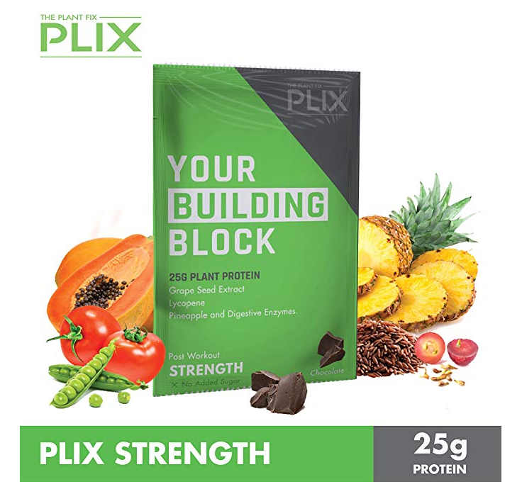 Plix The Plant Fix Strength
