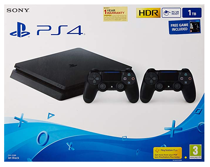 Sony PS4 Slim 1TB Console