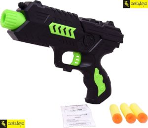 Zest 4 Toyz 2 In 1 Toy Gun Pistol Shoot Water Jelly Balls