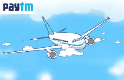 paytm flight