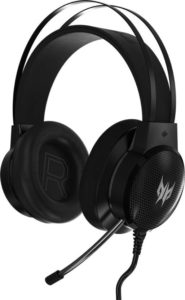 Acer Predator Galea 300 Wired Headset with Mic (Black, Over the Ear)