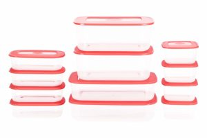 All Time Basic Plastic Container Set