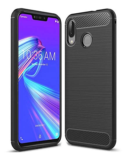 Bracevor Back Case Cover for Asus Zenfone Max Pro M2