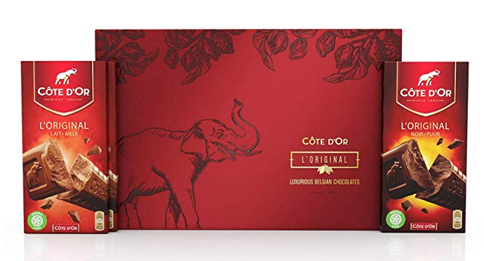 Cote d'Or Chocolate Gift Pack