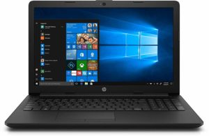 HP 15 Pentium 15.6-inch Laptop (4GB/1TB HDD/Windows 10 Home/Jet Black