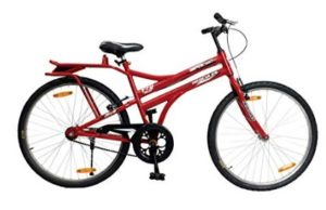 Hercules Impulso RF 26T Single Speed Adult Cycle(Smart Red)