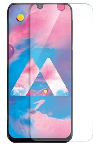Koko Tempered Glass Guard for Samsung Galaxy M30 (Pack of 2)