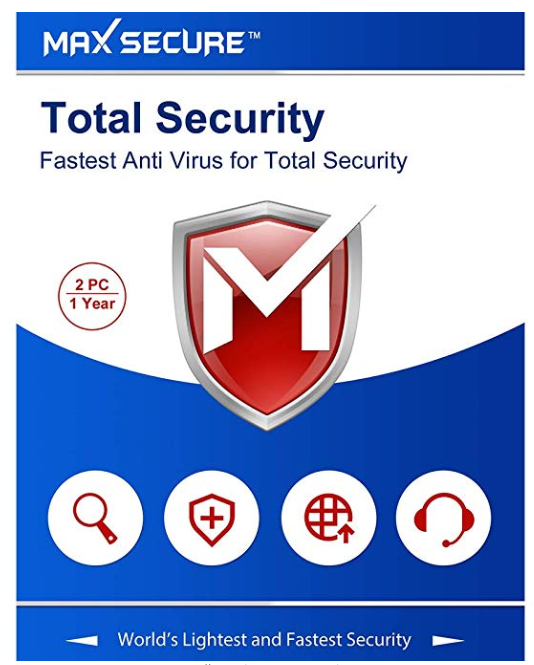 Max Secure Software Total Security Version 6