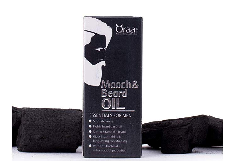 Qraa Mooch and Beard Oil
