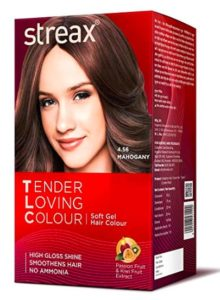 Streax Tlc Soft Gel Hair Colour