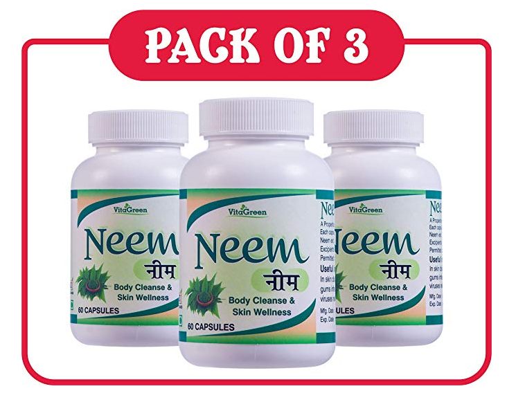 Vitagreen Neem 500 Mg
