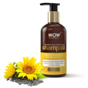 WOW Perfect Color Protection Shampoo
