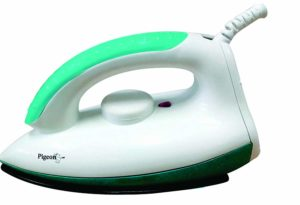 Amazon - Pigeon Glaze 750-Watt Electric Dry Iron at Rs.370 Only