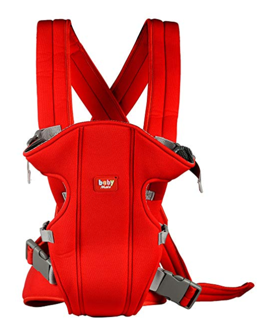 Babymate Comfort Carrier, Red